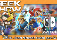 Nintendo Switch : on a testé Super Smash Bros. Ultimate et Pokémon Let's Go Pikachu