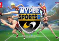 [E3 2018] HYPER SPORTS R annoncé sur Nintendo Switch