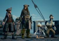 [E3 2018] Kingdom Hearts III : nouveaux trailers, collectors et le retour d'un célèbre pirate