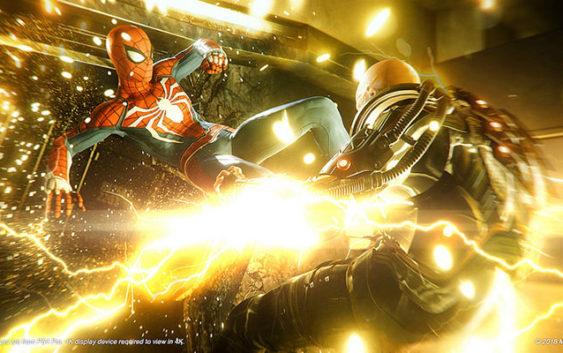 [E3 2018] Marvel's Spider-Man s'exhibe dans une vidéo de gameplay