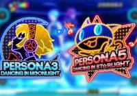 Persona 3 et Persona 5: Dancing annoncés en Europe