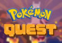 Pokémon Quest est désormais disponible sur iOS et Android