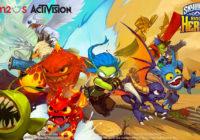 Skylanders: Ring of Heroes – une beta ouverte mondiale sur Android