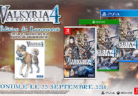 Une date de sortie pour Valkyria Chronicles 4
