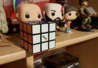 [TEST] Une Enceinte Bluetooth Rubik's Cube à emporter partout !
