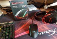 [TEST] HyperX Pulsefire Surge, la souris RGB aux multiples personnalisations !