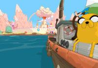 Un trailer de lancement pour Adventure Time : Les Pirates de la Terre de OOO
