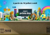 Amazon Prime Day 2018 : 36 heures de Ventes Flash dès le 16 juillet 2018
