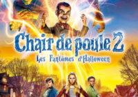 Un premier trailer pour Chair De Poule 2 : Les Fantômes d'Halloween