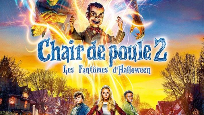 Chair De Poule 2 - Les Fantômes d'Halloween