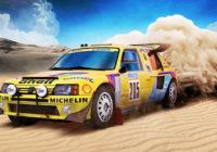Dakar 18 : Ari Vatanen de retour avec sa Peugeot 205 Turbo 16