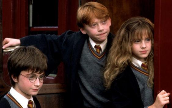 Harry Potter à l'école des sorciers de retour au cinéma en 4K