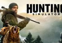 Un trailer de lancement pour Hunting Simulator sur Switch