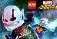 LEGO Marvel Super Heroes 2 accueille le Pack Aventure Ant-Man et la Guêpe