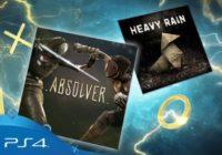PlayStation Plus : les jeux offerts du mois de juillet 2018