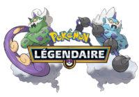 Pokémon : les légendaires Fulguris et Boréas débarquent en juillet
