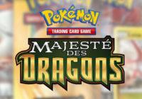Pokémon JCC : Majesté des Dragons, la nouvelle extension bientôt disponible