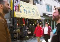 Shenmue : suivez les pas de Ryo Hazuki en découvrant la rue de Dobuita