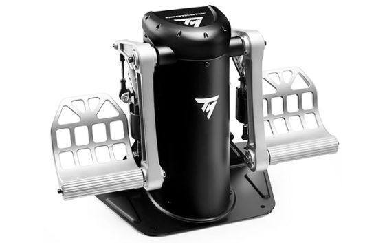 TPR Pendular Rudder : Thrustmaster dévoile son palonnier haut de gamme