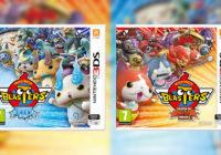Yo-Kai Watch Blasters annoncé sur Nintendo 3DS