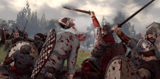 A Total War Saga Thrones of Britannia Blood, Sweat and Spears