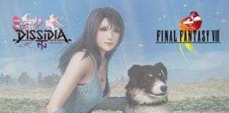 Dissidia Final Fantasy NT Linoa Heartilly