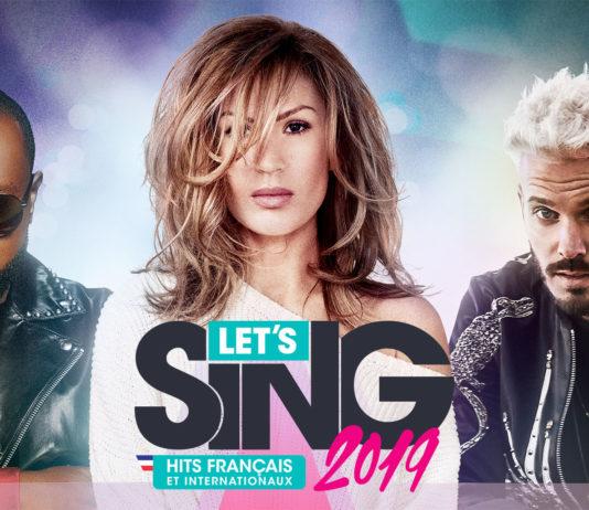Let's Sing 2019 - Hits Français et Internationaux