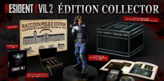 Resident Evil 2 Edition Collector EU