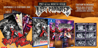 Fist of the North Star Lost Paradise Kenshiro Edition