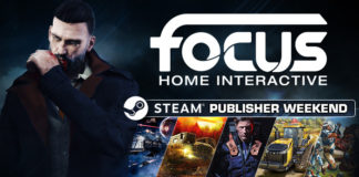 Focus Home Interactive Steam Publisher Week end