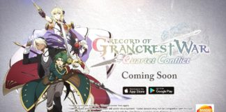 Record of Grancrest War Quartet Conflict