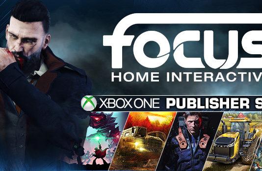 Focus Home Interactive - la Publisher Sale sur Xbox