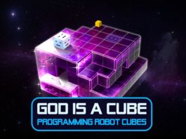 God is a Cube