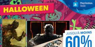 PlayStation Store PS4 Halloween 2018