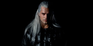 The Witcher Henry Cavill firstlook