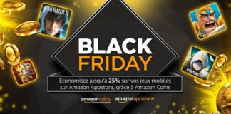 Black Friday Amazon Appstore