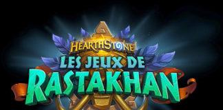 Hearthstone Rastakhan