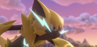 JCC Pokémon Soleil et Lune - Tonnerre Perdu