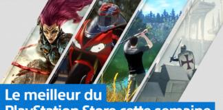 PlayStation Store - Mise à jour 26 novembre 2018