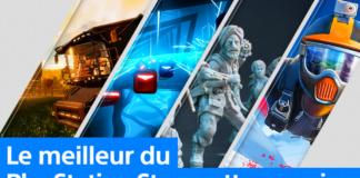 PlayStation Store - Mise à jour 19 novembre 2018