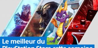 PlayStation Store - Mise à jour du 12 novembre 2018