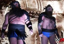 WWE 2K19 - Pack Titans
