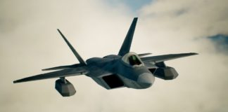 Ace Combat 7: Skies Unknown – F-22A