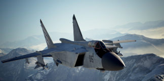 Ace Combat 7: Skies Unknown MIG 29A