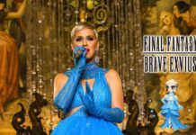 Katy Perry X Final Fantasy Brave Exvius