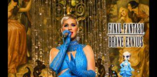 Katy Perry X Final Fantasy Brave Exvius