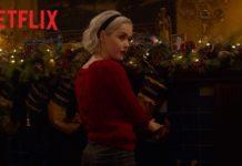 Les nouvelles aventures de Sabrina - Un conte d'hiver