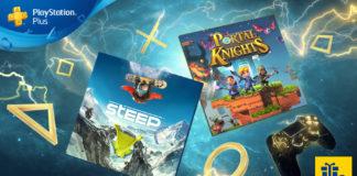 PlayStation Plus - Janvier 2019