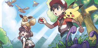 The Pokémon: Let's Go, Pikachu! & Pokémon: Let's Go, Eevee! Super Music Collection