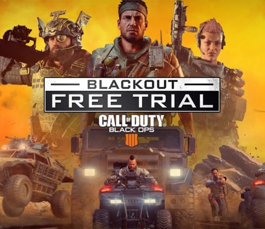 Call of Duty: Black Ops 4 — Blackout Free Trial